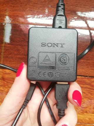 Cargador original Sony DSCWX500B