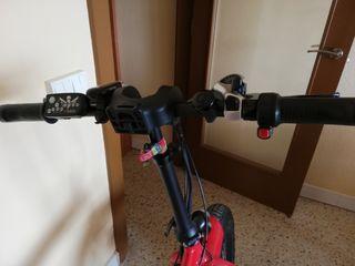 Bicicleta eléctrica Tucano (modelo Monster)