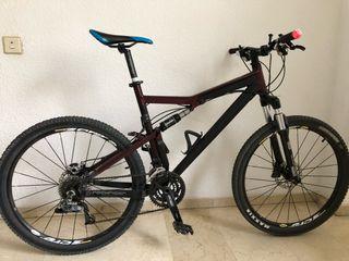 Bicicleta rockrider 9.1