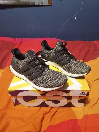 Zapatillas Adidas Ultraboost running talla 43 1/3