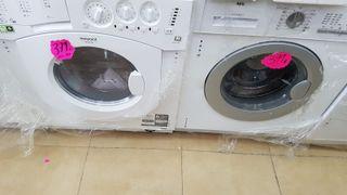 Lavadoras panelables