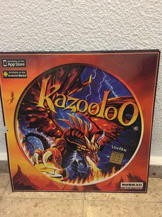 Kazooloo Game Board