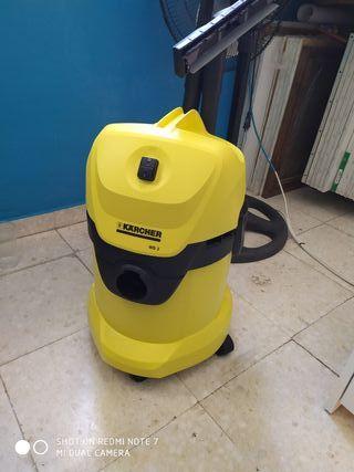Aspiradora y Sopladora Karcher WD3