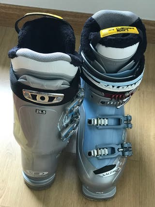 Botas de mujer para Esquiar Salomon nuevas 39