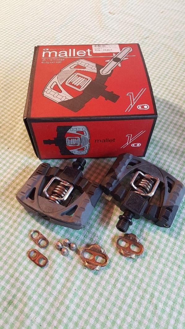 Pedales automáticos Crankbrothers Mallet 1