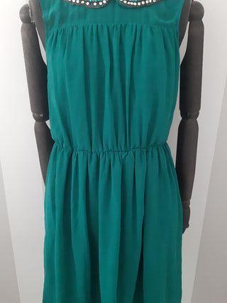 vestido joya Zara
