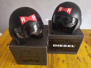 cascos moto diesel