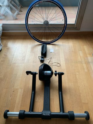 Rodillo Bkool pro + rueda
