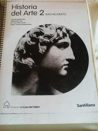 Vendo libro de 2° bachillerato de artes