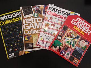 Colección Revistas Retro Gamer