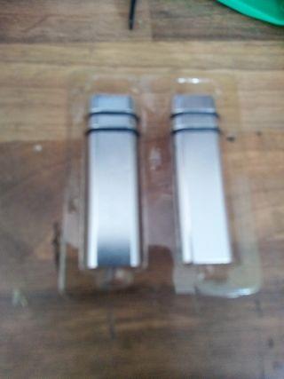 Seguros de puertas aluminio Renault Clio y 19