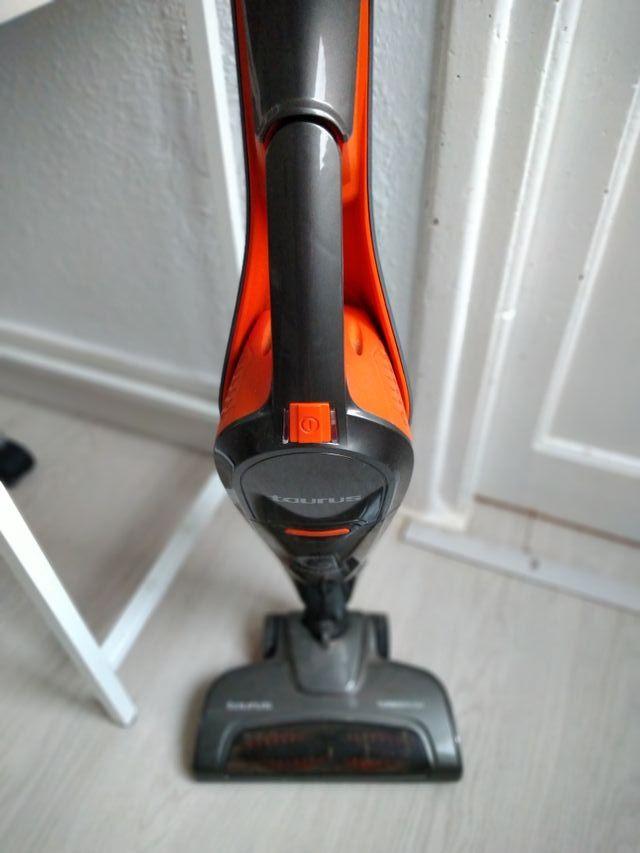 aspiradora barredora 3 en 1 taurus cyclone system