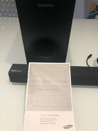 Samsung HW-H355 Barra de sonido