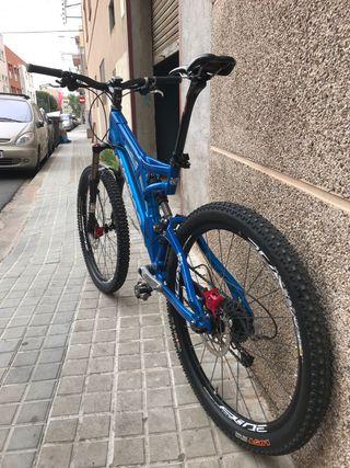 Bicicleta de montaña NORCO FLUID 1 BTT Enduro