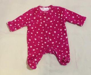 Pijama talla 1Mes