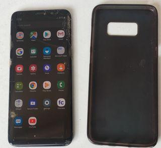 Samsung s8 con caja y con factura