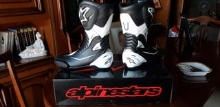 botas alpinestars numero 42 + guantes alpinestar