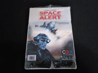 Space Alert Expansión - La nueva frontera
