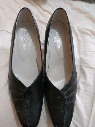 Zapato mujer vestir