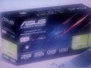 Tarjeta gráfica (GeForce GT 710, 2 GB, GDDR5, 64 b