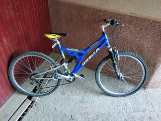 Bicicleta para despiece o reparación.