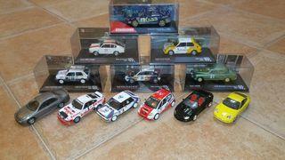 colección coches escala 1/43