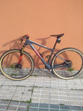 bicicleta de montaña bmc te02