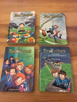 Llibres futbolissims
