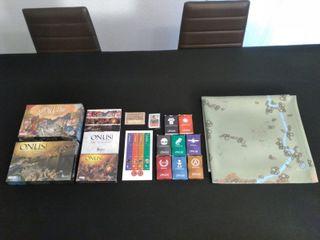 Pack Onus 2ª edición - Juego de mesa