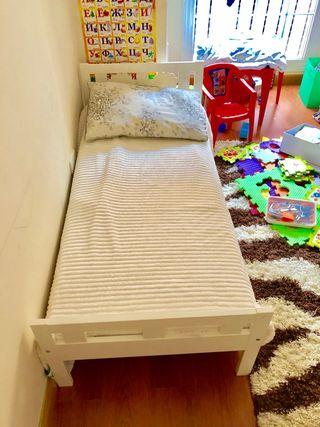 Cama infantil de IKEA