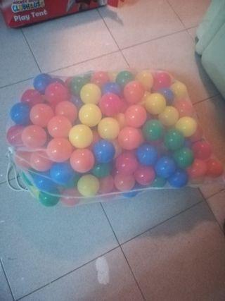 Bolas para niños