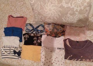 Lote de 12 camisetas