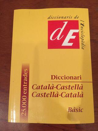Diccionario de bolsillo Catalán-Español