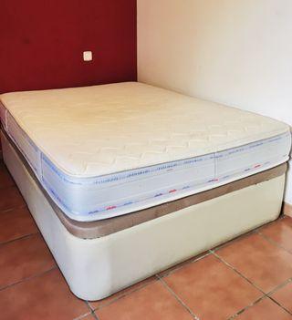 Canapé abatible + colchón