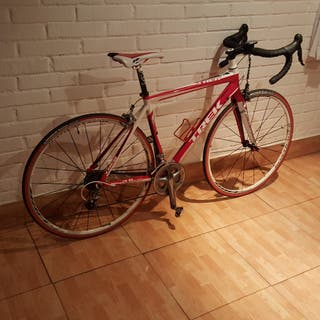 Bicicleta carretera trek alpha 2.5
