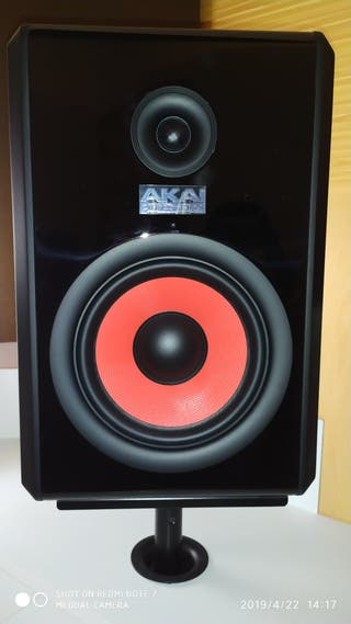 Monitores de estudio AKAI RPM 800