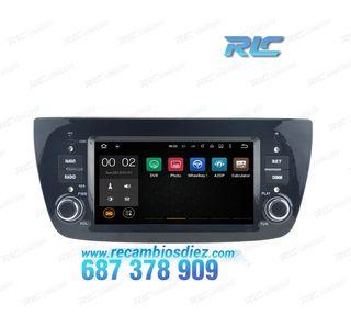 Radio Navegador Android 7.1 coche DVD GPS para Fia