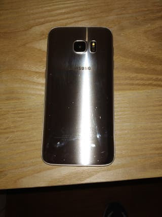 Samsung Galaxy S7 plateado