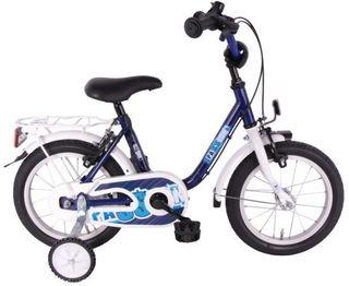 """Bicicleta infantil Passion kinderfiets azul 14"""""""