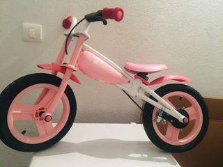"Bicicleta ""evolutiva""sin pedales 12,5'"