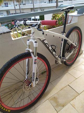 Bicicleta de Montaña Felt Nine 6
