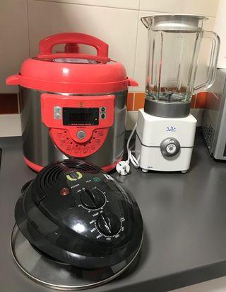 Conjunto de Robot de Cocina