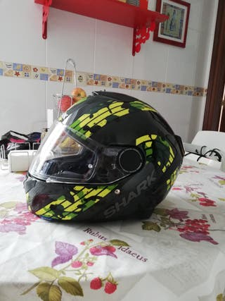 Casco shark carbon spartan