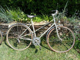 bicicleta bh gacela vintage