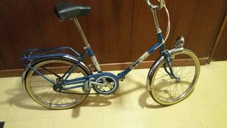Bicicleta BH Vintage.