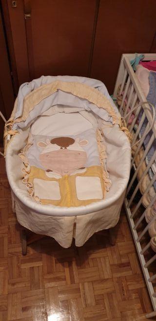 moisés de bebé