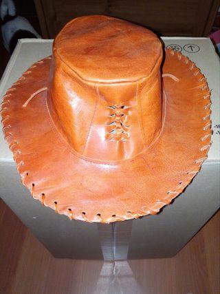 Sombrero de Cuero