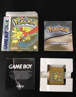 Pokemon game boy color