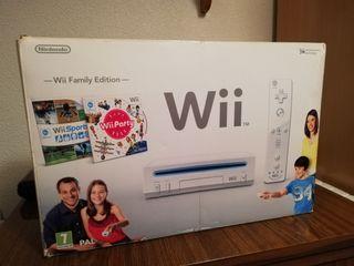 Wii+dos mandos+wii sports