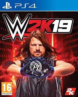 W2K19 juego PS4